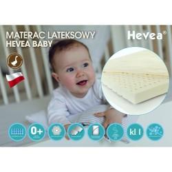 Materac lateksowy Hevea Comfort H3